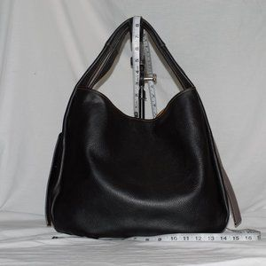 Coach Bandit 39 Bag 86760 Black Leather Hobo